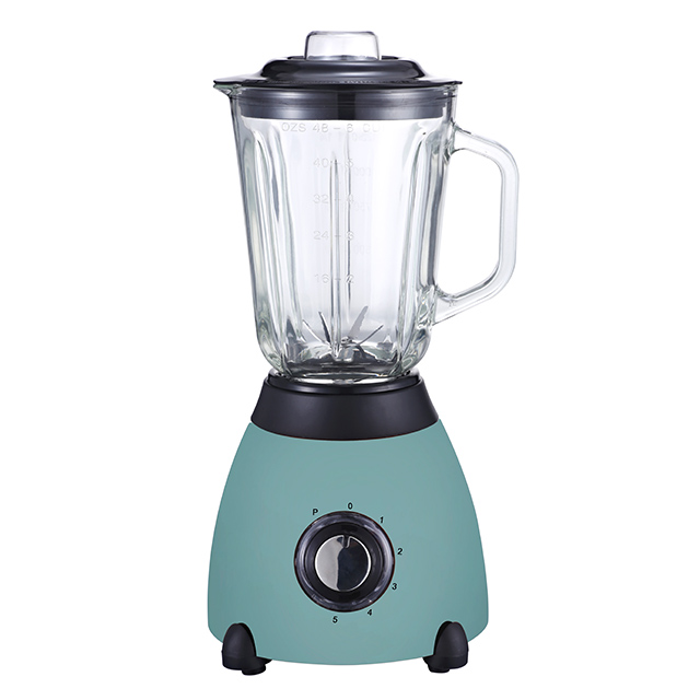 Blender 1.5L Stainless steel Table Blender 5-Speed Ice Crusher with Speed Control