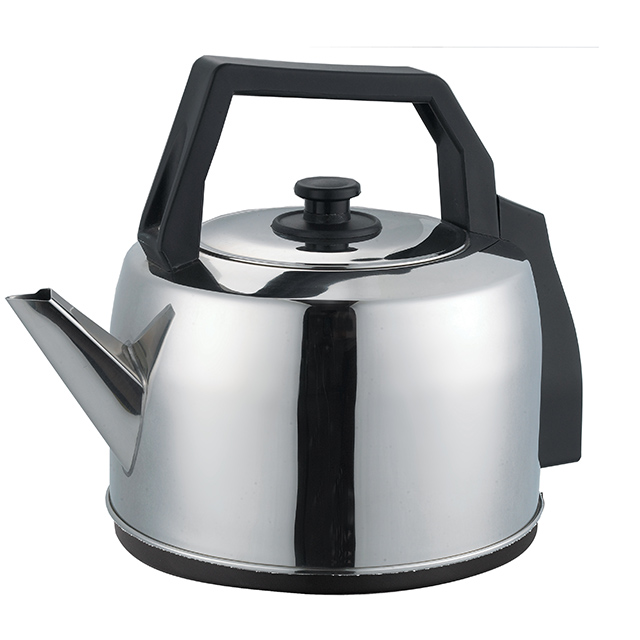 Electric Kettle 4.1L Stainless Steel Water Kettle Cordless Electric Teapot